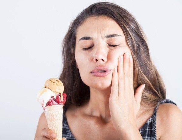 sensibilidad dental helados dentista